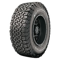 BF Goodrich A/T KO2 Off-Road Tires