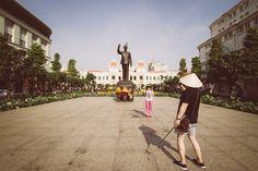 Ho-Chi-Minh-City, Vietnam Ho Chi, Vietnam, Around The Worlds, Explore, City, Travel, Viajes, Cities, Destinations