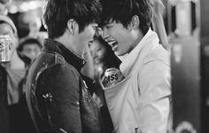 Kim Woo Bin & Lee Jong Suk WAH, they're such cuties. ^^