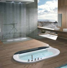 A look at the different lines of KÄSCH Tubs; Freestanding, Overflow and Takiyu. Luxurious in-ground and above ground spa tubs with a Japanese sense of style