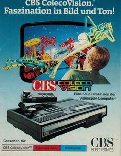 Atari 2600 CBS Werbung 1983 | eBay