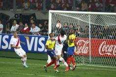 Las postales que dejó el gol de Claudio Pizarro ante Ecuador - Foto 1