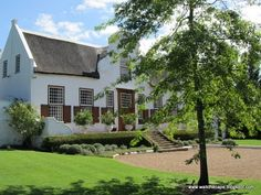 Stellenberg - one of the most beautiful gardens in South Africa