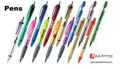 Big pens, little pens, pink pens & blue pens. we do have pens. Big Pen, Best Pens, Product Ideas, Cool Stuff, Pink, Blue, Cool Things, Pink Hair
