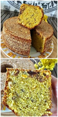 #kektarifleri #kek #cake #recipes Turkish Breakfast, Turkish Recipes, Cake Cookies, Afternoon Tea, Amazing Cakes, Banana Bread, Tart, Cake Recipes, Cheesecake