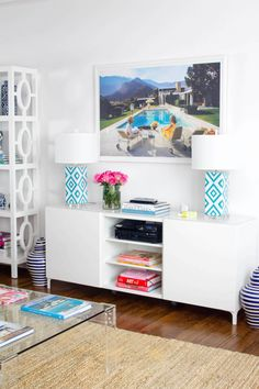 INSIDE OUR DALLAS LIVING ROOM WITH IKEA