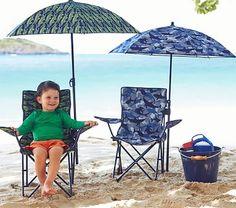 Freeport Chair & Umbrella #pbkids