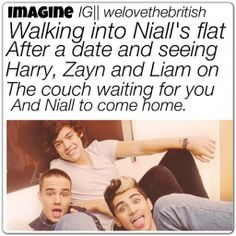 I'd defiantly share the details with them :) and Louis went on a date with Eleanor :)
