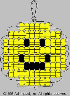 Smiley Face Pony Bead Pattern, Go To www.likegossip.com to get more Gossip News!