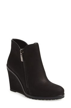 3603a24275 Vince Camuto  Jeffers  Wedge Bootie ...