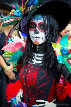 La Catrina Fest Mx 2014 in Mexico City