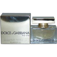 The One By Dolce  Gabbana For Women Eau De Parfum Spray 1.6 Oz $39.99