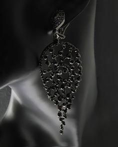 Σκουλαρίκια Κρεμαστά Ασημένια με Ζιργκόν