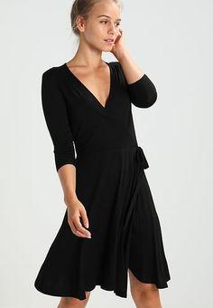 Vero Moda VMJEMIA WRAP - Jerseykleid - black für 24,95 € (07.11.17) versandkostenfrei bei Zalando bestellen.