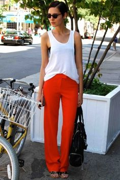 Comfy but Chic Trousers..