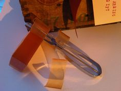 Vegetable Peeler  + Bar of Soap = Single-Use Soap Slivers ...perfect for washing your hands  - Danny Seo