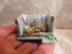 From DJD Antique styleroom-box toy. by DebJacksonDesigns on Etsy