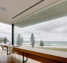 Manly Residence II   Horizon | Vitrocsa Sliding Doors | Facade | Pinterest  | Sliding Door, Doors And Architecture