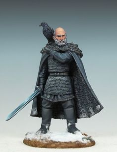 Jeor Mormont www.coolminiornot.com/shop/game-of-thrones-jeor-mormont-the-old-bear-1.html