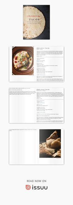 Tacos recipes and provocations Mexican Food Recipes, Make It Simple, Tacos, Pork, Libros, Kale Stir Fry, Mexican Recipes, Pork Chops