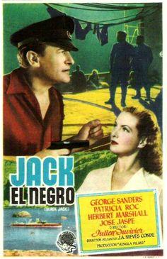 """Jack el negro (1950) """"Black Jack"""" de Julien Duvivier, José Antonio Nieves Conde - tt0042255"""