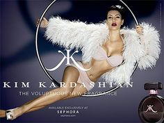 Kim Kardashians Fragrance
