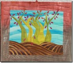 Walks in the Woods - Art Quilts