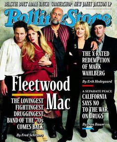 Fleetwood Mac | Rolling Stone (RS 772), October 30, 1997