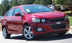 2013 Chevrolet Sonic Sedan: Cheap Good New Car Under $15000 - Pics, Review & Specs.