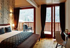 Hotel Nira Montana in La Thuile, Italy   by Simone Del Portico