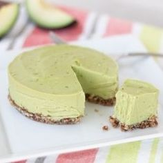 Avocado Lime Tart | Community Post: 75 Amazing Uses For Avocados That Will Blow Your Mind