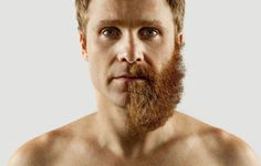 Photographer Shaves Off Half His Beard for a Series of Surreal ...