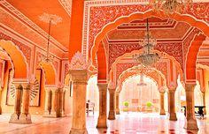 5064 India Jaipur City Palace