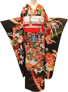 antique kimono for wedding