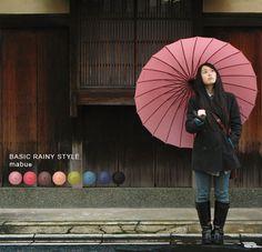 mabu japanese style umbrella