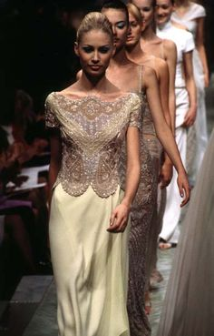 VALENTINO □□□ SPRING □□□ 1996 □□□ COUTURE