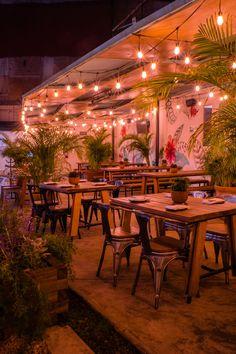 Garden Cafe, Beer Garden, Cafe Interior Design, Cafe Design, Outdoor Restaurant Design, Nightclub Design, Café Bar, Outdoor Seating Areas, Shop Interiors