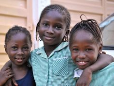 All As One Children's Center - saves and transforms the lives of orphaned, abandoned, and destitute children in Sierra Leone.