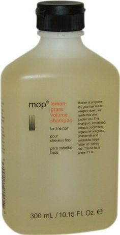MOP Lemongrass Shampoo, 10.1 Ounce -- Want to know more, click on the image. (This is an Amazon affiliate link)