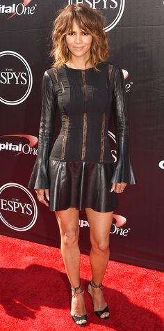 Look of the Day - July 18, 2015 - The 2015 ESPYS - Arrivals from #InStyle