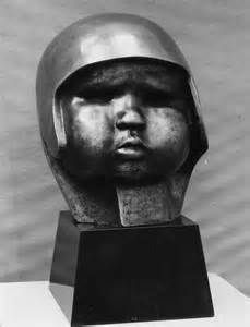 Child sculpture, Jacob Epstein sculpture