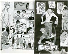 Vietnam Comics: Orange by Phong Duong, 2011, Vol.1, p.30 & Orange by Phong Duong, 2011, Vol.1, p. 34