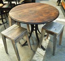1000 images about campo y jard n on pinterest for Mesas de madera para restaurante