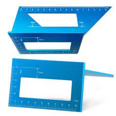 Aluminum Alloy Woodworking Scriber T Ruler Multifunctional Degree Angle Ruler Angle Protractor Gauge Belize, Turning Tools, Wood Turning, Angles, Taiwan, Puerto Rico, Cuba, Uganda, Costa Rica