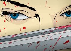 15 Kill Bill Creations - From Eggstastic Film Creations to Blood-Spatter Billboards