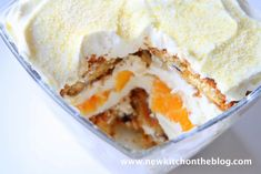 Heute Vormittag hat mir eine liebe Freundin einen Link  zu einem Artikel über eine meiner Lieblings-Dessert-Sünden geschickt: Tiramisu. Doch...
