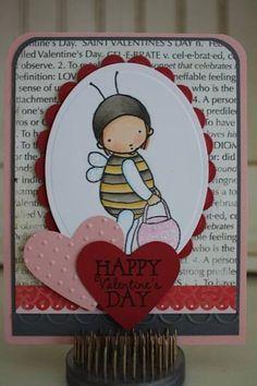 Be My Valentine! Honey Bee MFT