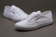 Superga Shoes - Superga 2750 Cotu - Superga Trainers - White