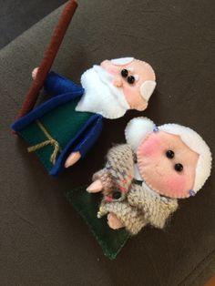 Noé e esposa!
