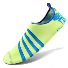 Yellow Adult Rivers Shoes DFS-3